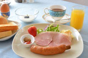 大人朝食イメージ